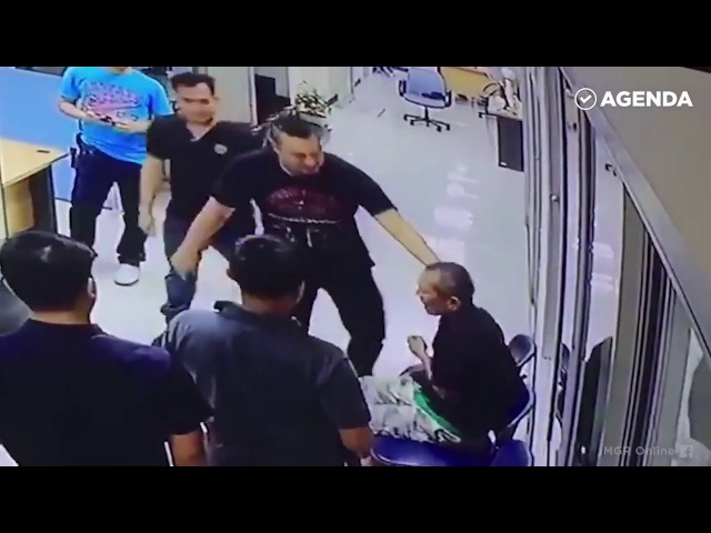 Поступок настоящего офицера Трогательная история август 2017