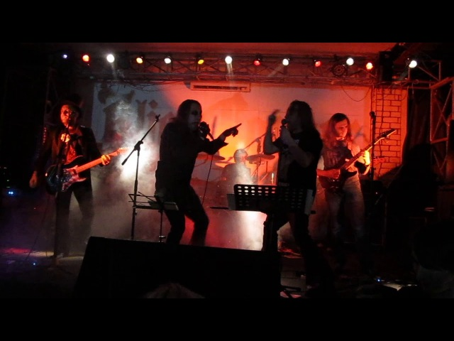 CRAZY LAZY feat.Azov Child Andrey Podgainy-Snake Bite(Alice Cooper cover)