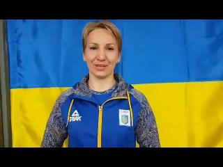 Олена Підгрушна - прапороносець збірної України на Іграх-2018