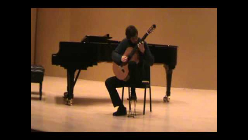 David Ratelle - S.L Weiss - Ciacona