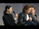 Meet The Cast Outlander Refinery 29 at Apple Store RUS SUB