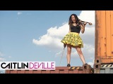 Particula (Major Lazer &amp DJ Maphorisa) - Electric Violin Cover Caitlin De Ville