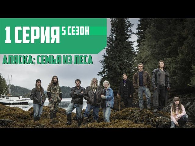 АЛЯСКА семья из леса 5 сезон 1 серия 2017