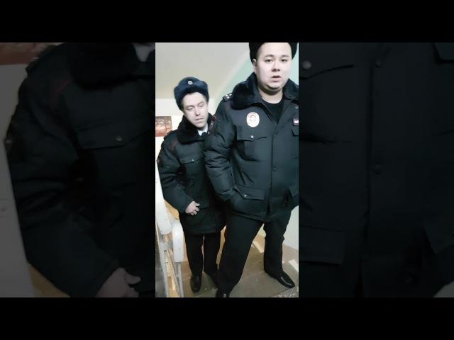 Рейдерский захват квартиры Беспредел полиции