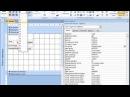 Пример создания этикеток со штрихкодом в MS Excel и MS Access