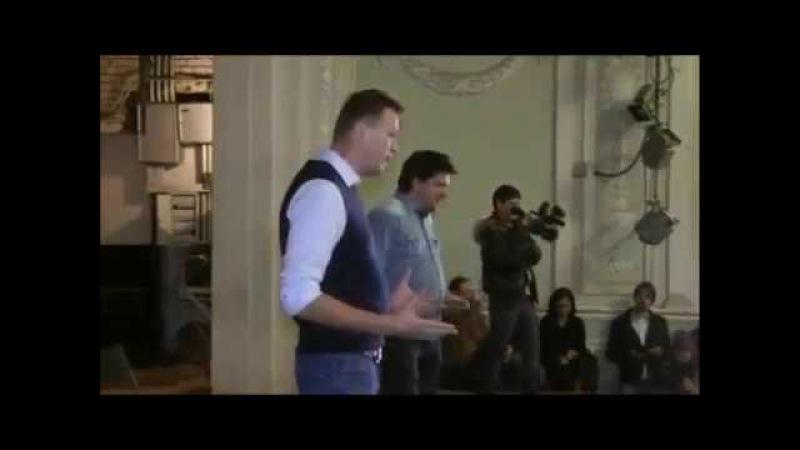 Навальный: Надо бить агитаторов ЕР