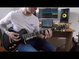 Trivium - The Heart From Your Hate Guitar Cover (Full Recording)