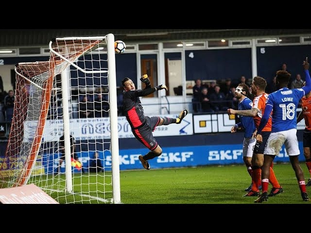 FA Cup | Luton Town 1-0 Portsmouth. 17/18