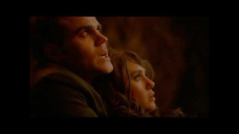 Дневники вампира прощание Елены со Стефаном