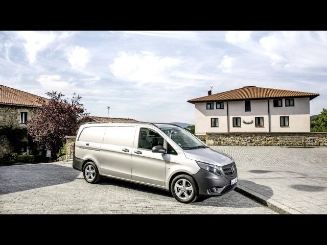 Mercedes Benz Vito 116 CDI Kastenwagen W447 '2014–