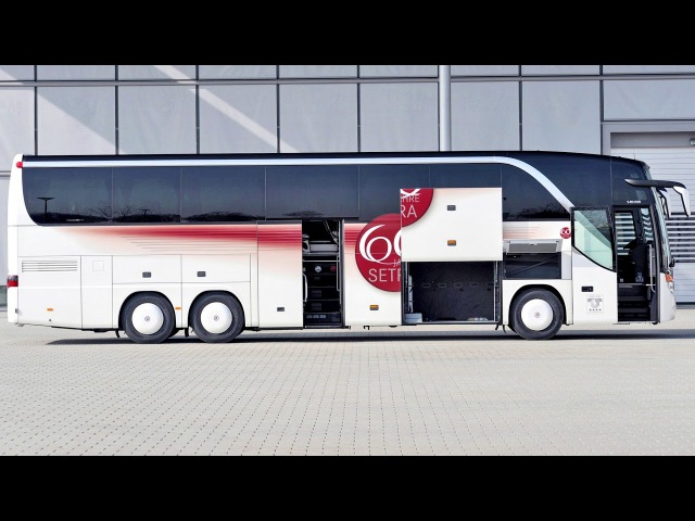 Setra S 416 HDH Limited Special Edition 2011