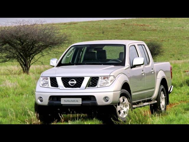 Nissan Navara Double Cab D40 2005–10