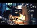 Bach Gounod AVE MARIA MEDITATION SCOTT BROTHERS DUO PIANO ORGAN
