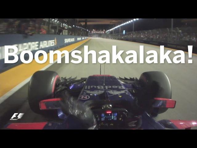 2017 Singapore Grand Prix: Best Of Team Radio