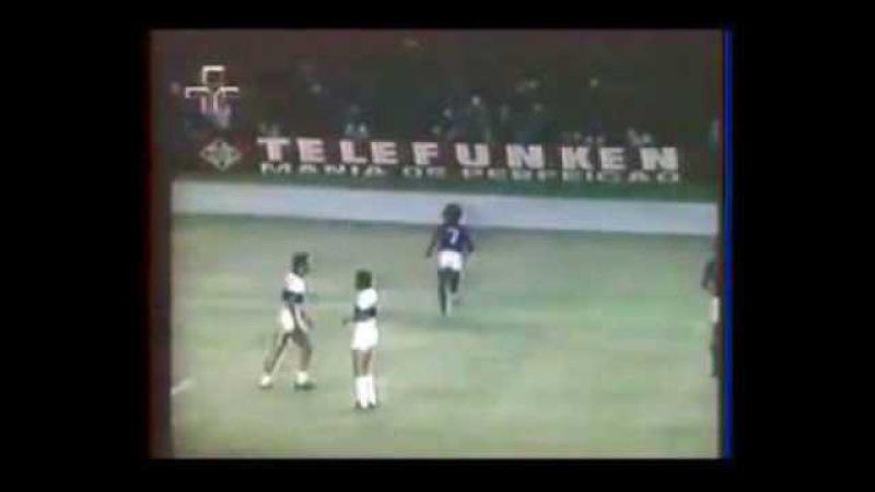 Cruzeiro 4 x 1 Olímpia PAR Libertadores 1976