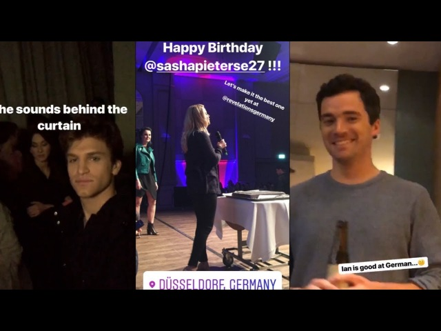 Pretty Little Liars Relevations EndgAme Germany Day 1 Instagram Compilation