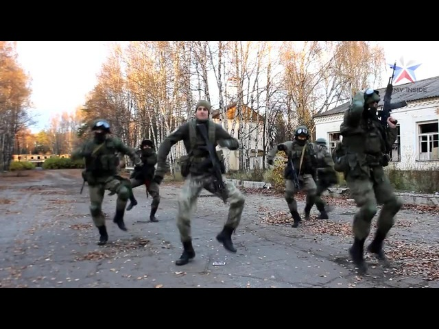 Dance of the Russian army