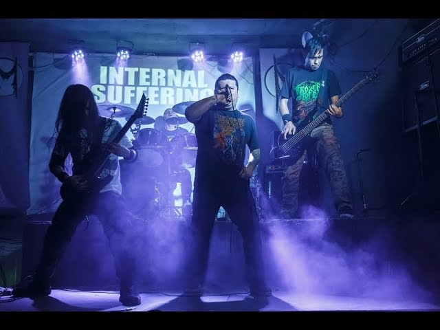Internal Suffering [Рок-клуб M.place] (Саратов) (Live) 21.02.2018