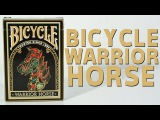 Deck War - Bicycle Warrior Horse Playing Cards HD