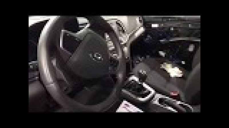 Установка замена динамиков через проставочные кольца шумка и парктроники на Hy