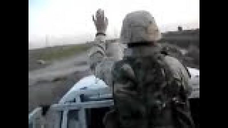Морпехи США веселились не долго, подрыв машины в Ираке