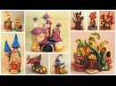 ❣10 DIY Fairy Houses Recycling Plastic Bottles❣