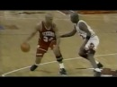 Michael Jordan Defense on Charles Barkley - 1991 NBA ECSF