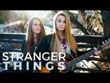Kygo &amp One Republic - Stranger Things - a Facing West cover