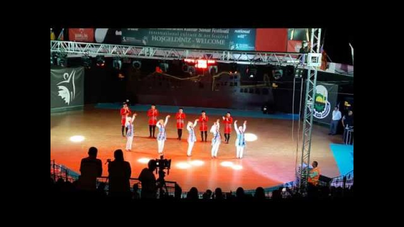 İran tebriz halk dansları