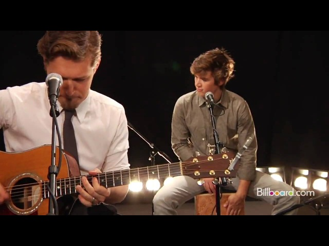 Hanson - Waiting For This (EXCLUSIVE LIVE!)