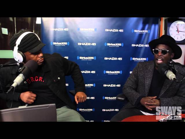 Actor Michael K. Williams Talks The Wire, Boardwalk Empire Rick Ross