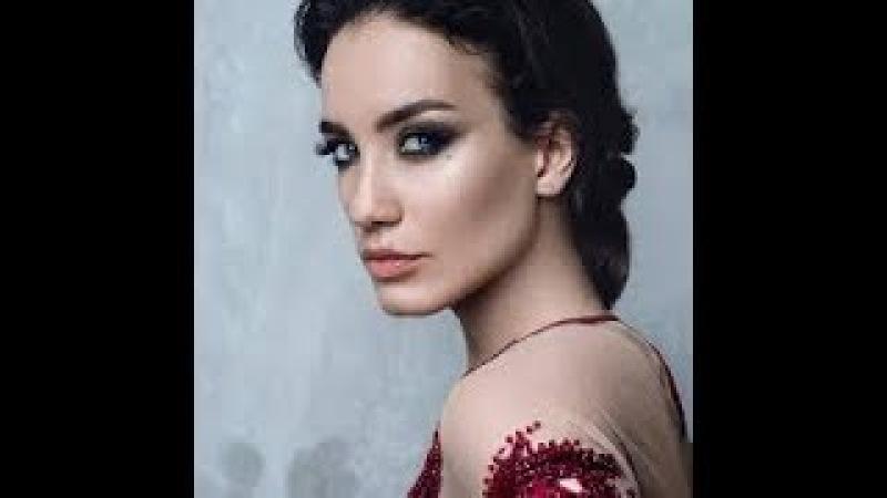 Виктория Дайнеко пострадала в аварии