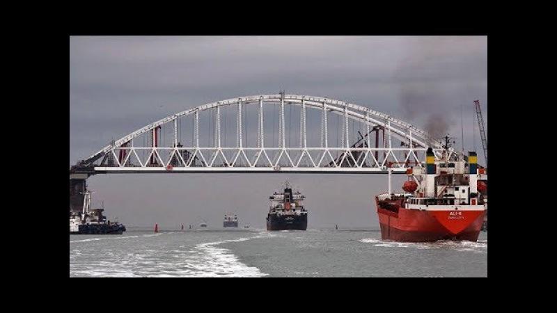 Михеев почему украинцы сокрушаются над Крымским мостом