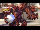 Overwatch Highlights: Easy point deff by one Rein (ep.36)