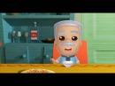 幼儿卡通教育动画片《天天好孩子》 第05集