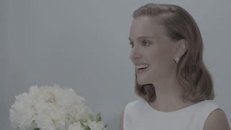 Miss Dior Exhibition - Natalie Portman Interview