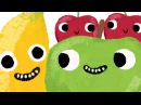 ABC * Fruit Alphabet for kids * Learn the Alphabet names of fruits * 1