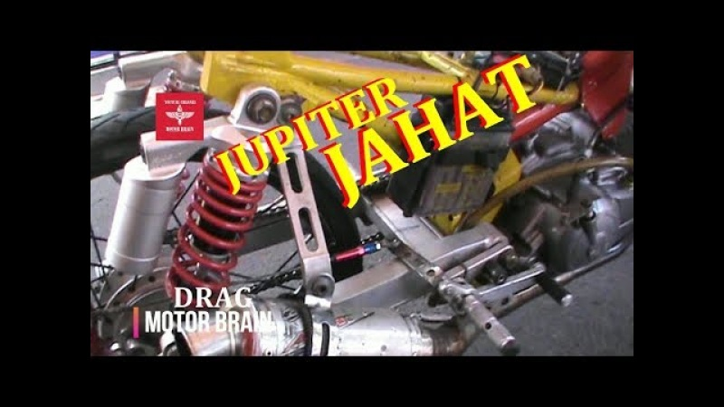 Jupiter JAHAT Deska Muntel Team Sari Agung Hake | VIDEO DRAG BIKE