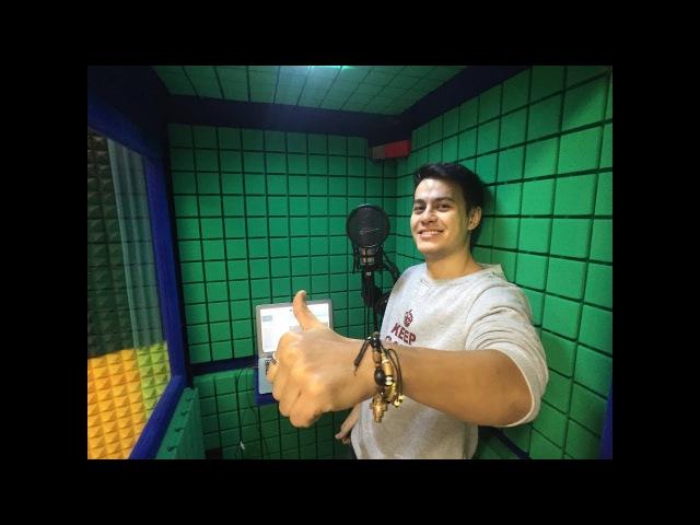 Запись вокала в звукоизоляционной кабине IzoRoom Standart