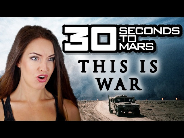 This Is War - 30 Seconds to Mars ✴(Cover by Minniva feat. Daniel Carpenter George Margaritopoulos)