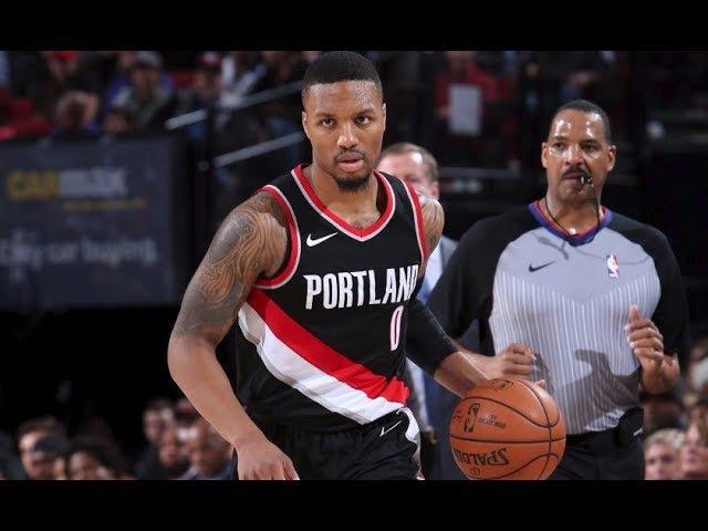 Portland Trail Blazers vs Los Angeles Lakers Full Game Highlights - November 2, 2017