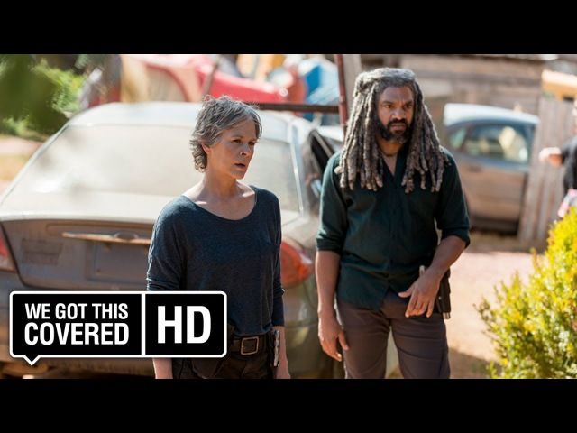 THE WALKING DEAD 8x13 Do Not Send Us Astray Promo [HD] Andrew Lincoln, Norman Reedus