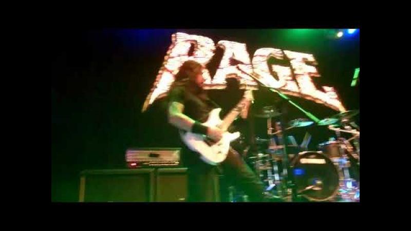 Rage-Justify