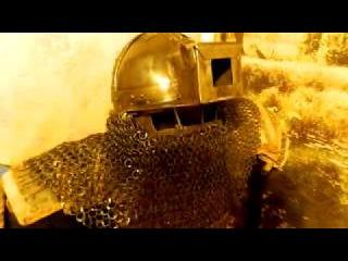 Тренировка Теней. Вид из шлема.