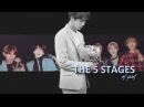 Bts the 5 stages of grief fanfiction trailer