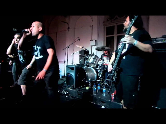 ROT @ Exhale the Sound - Belo Horizonte - MG, 11/10/2014