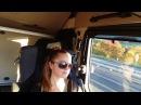 Українцям українські пісні Ukrainian trucking girl