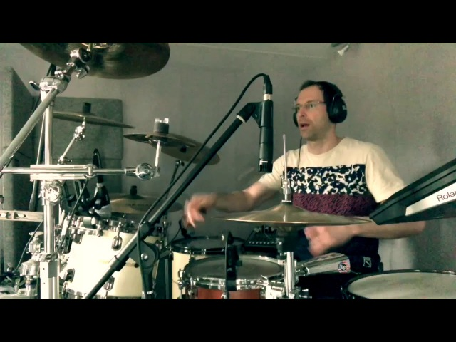 In a moment Stereophonics Petr Cech drum cover