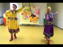 русский танец Кадриль- исп. танцгруппа Ивушкаг.Эрфурт