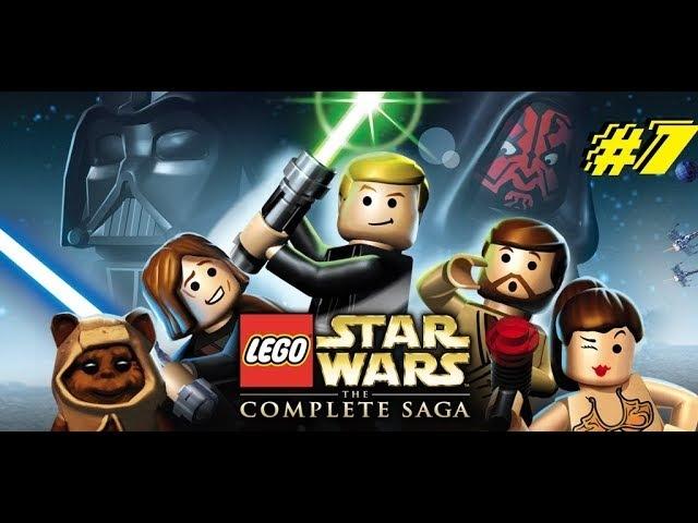 LEGO STAR WARS THE COMPLETE SAGA⭕2 ЭПИЗОД⭕1 ГЛАВА